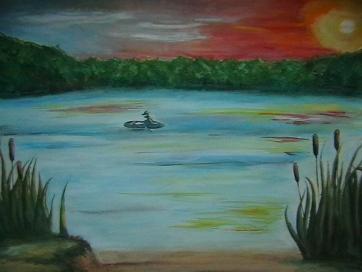 Большое, озеро (Нижегородская область) — Letopisi.