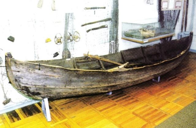 гребная парусная лодка распространенная в дальневосточных морях