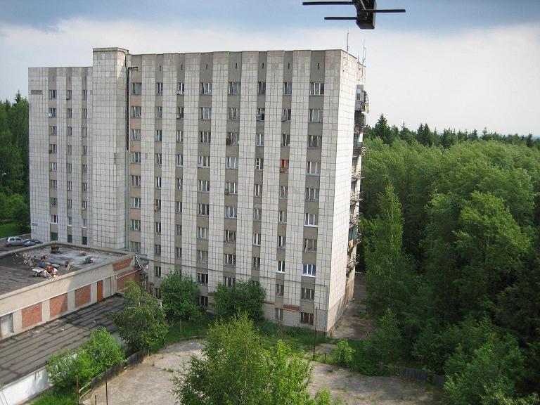 Микрорайон комплекс ППИ — Letopisi.ru