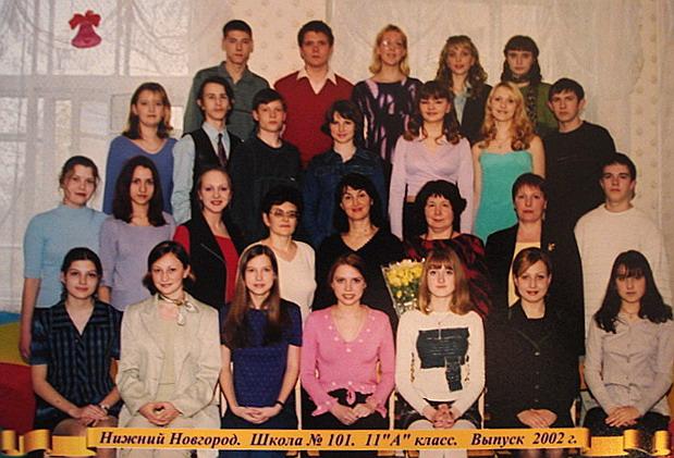 Воркута выпускники 37 школа видео