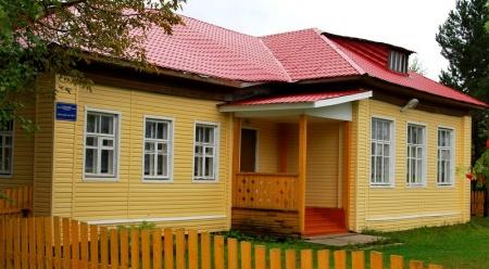 липин бор вологодская область фото